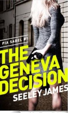 Cover of The Geneva Decision by Seeley James