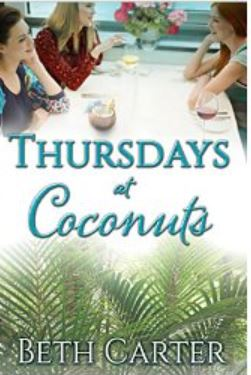 Cover of Thursdays at Coconuts by Beth Carter