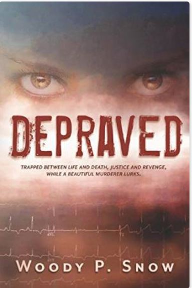 Cover of Depraved by WOody P. Snow