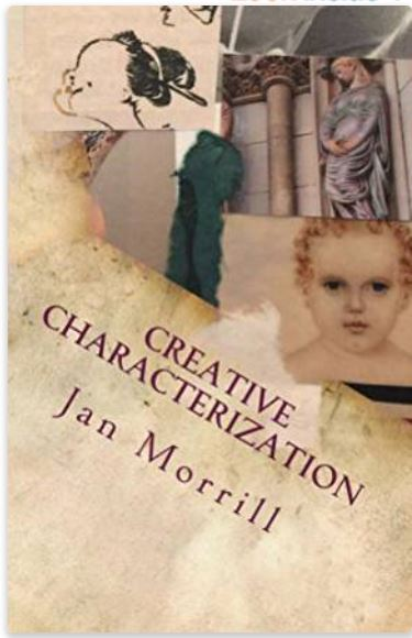 cover of Creative Characterization by Jan Morrill