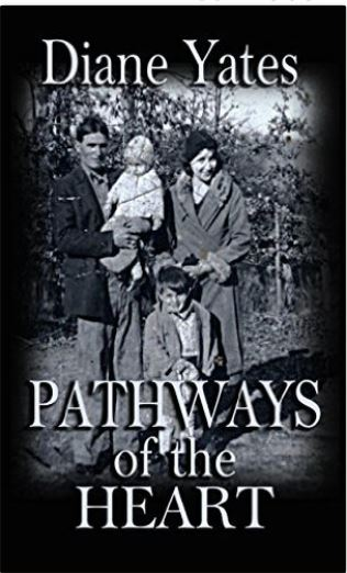 Cover of Pathways-of-the-heart_by-Diane-Yates