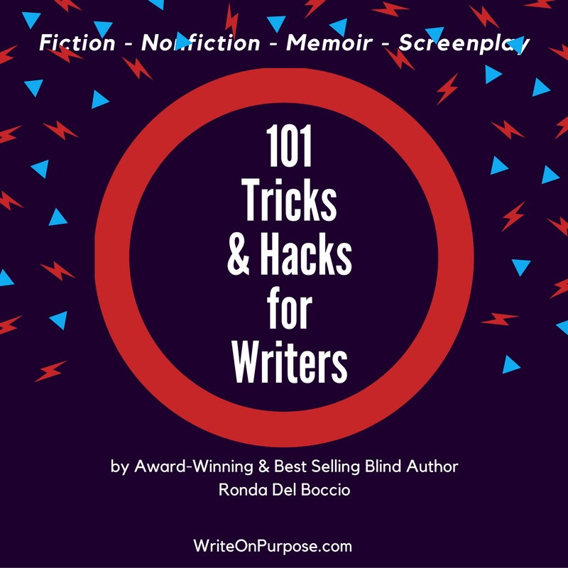 101 Tricks and Hacks for Writers