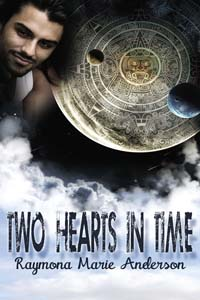 Cover of Two Hearts in Time by Raymona Anderson