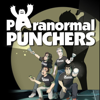 Paranormal Punchers podcast cover image