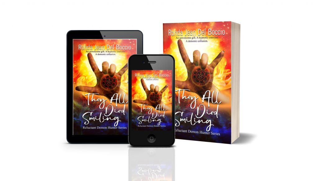 They All Died Smiling avalable in ebook and print form wherever you buy books