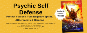 Psychic Self Defense Program