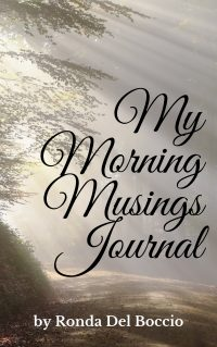 My Morning Musings Journal cover